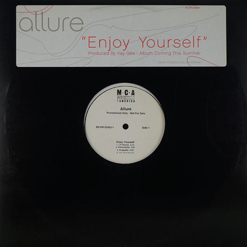 Allure // Enjoy Yourself