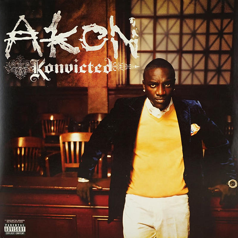 Akon // Konvicted (LP)
