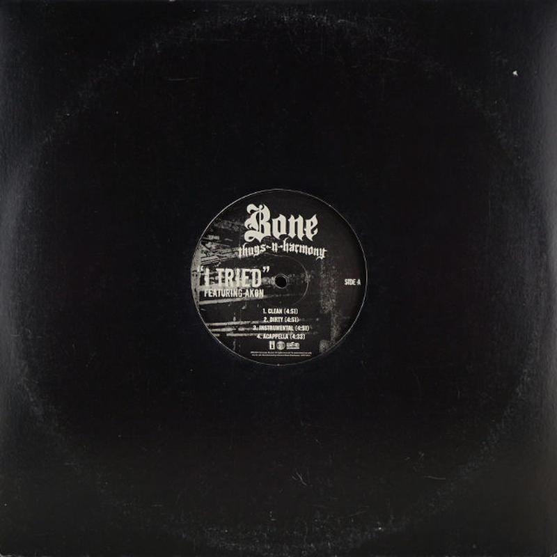 Bone Thugs-N-Harmony // I Tried / Bump In The Trunk