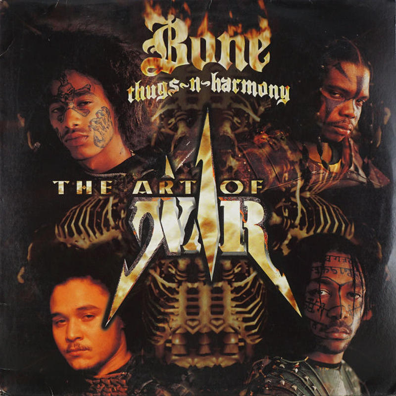 Bone Thugs-N-Harmony // The Art Of War(LP)