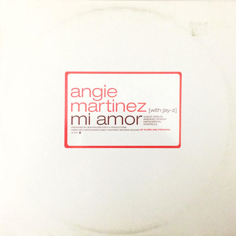 Angie Martinez (with JAY-Z) - Mi Amor