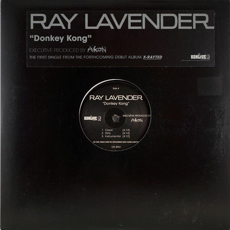Ray Lavender - Donkey Kong
