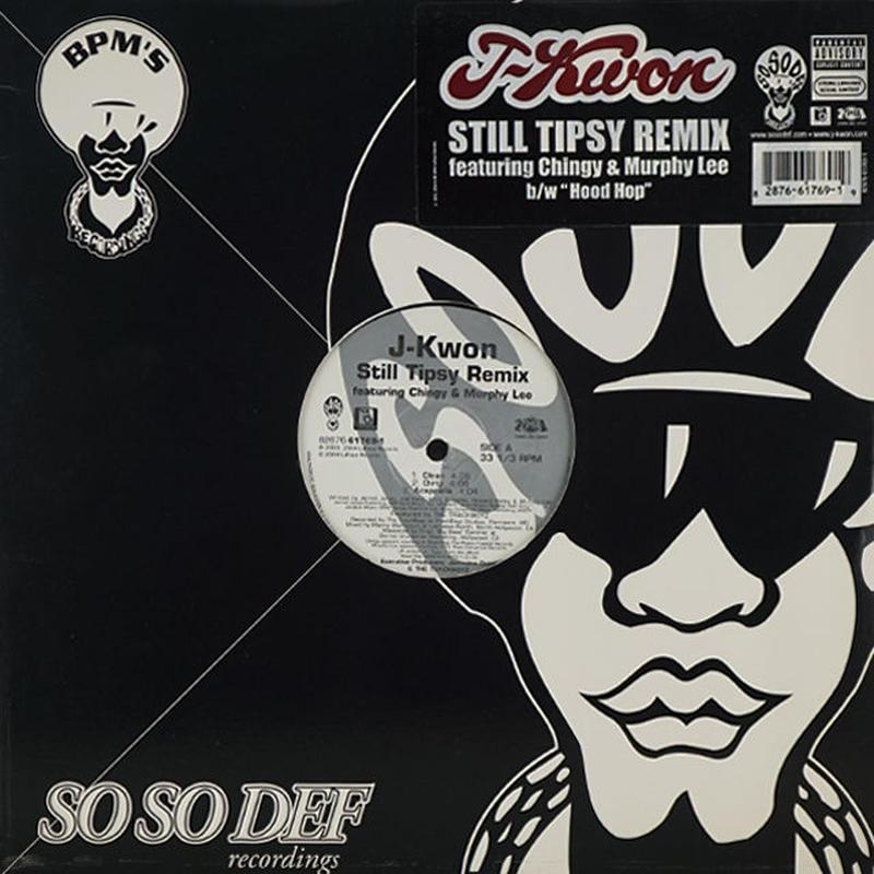 J-Kwon // Still Tipsy (Remix) / Hood Hop