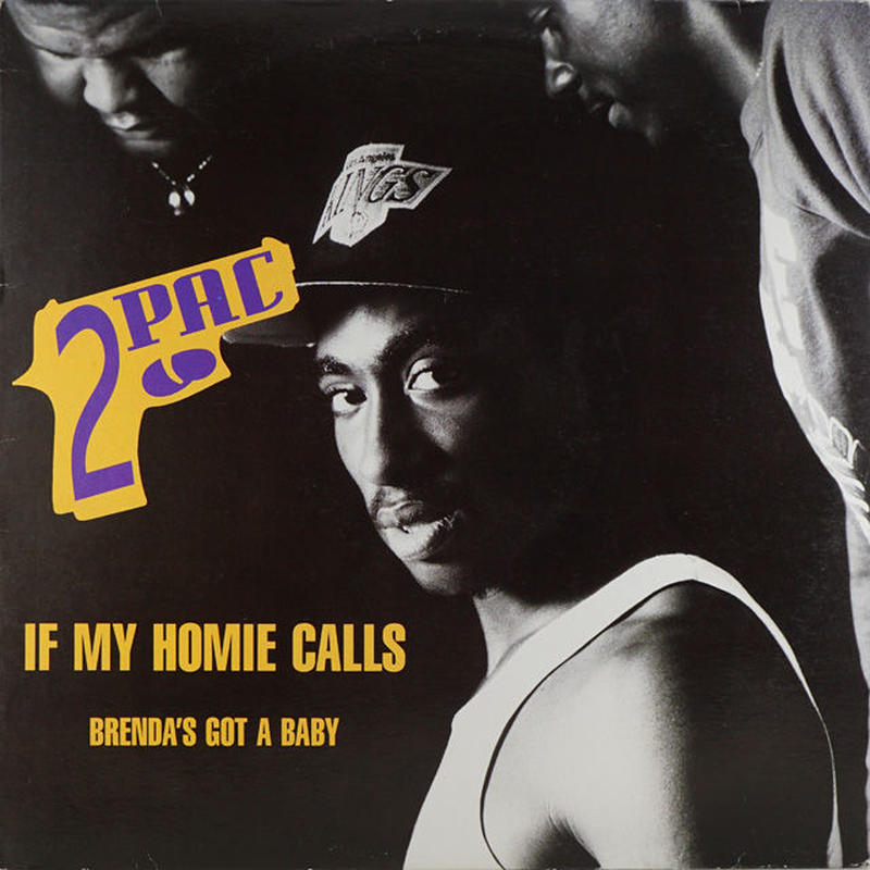 2pac - If Homie Calls