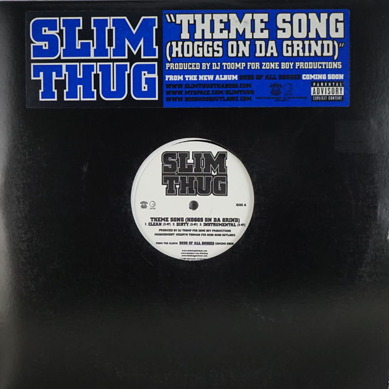 Slim Thug // Theme Song (Hoggs On Da Grind)