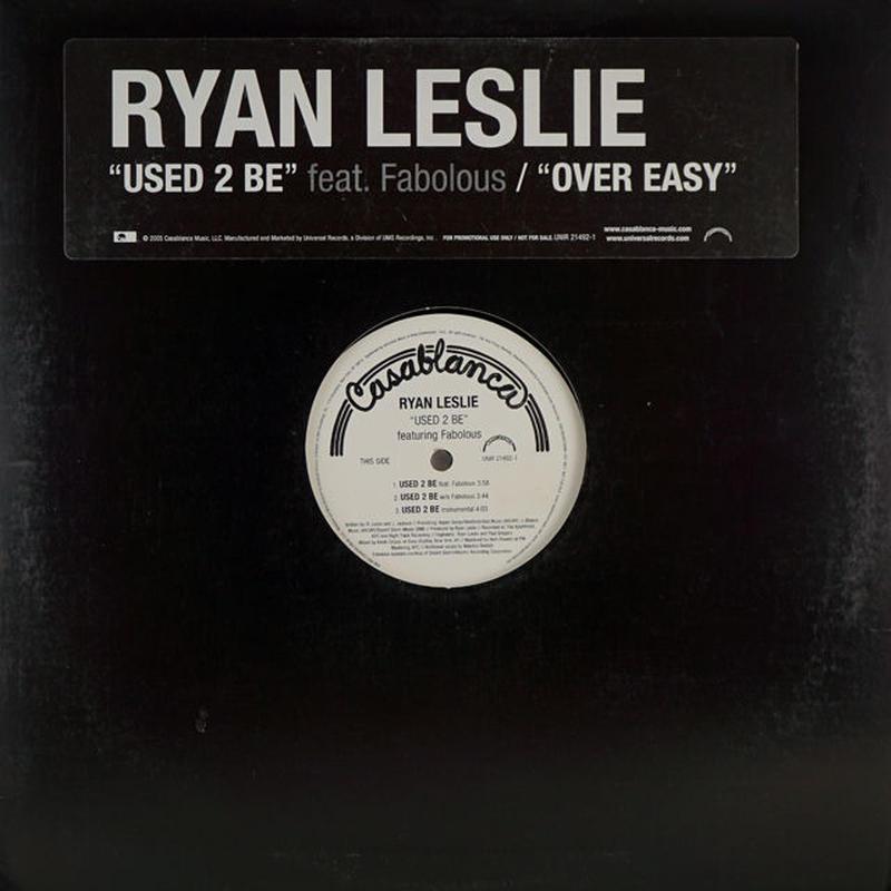 Ryan Leslie - Used 2 Be