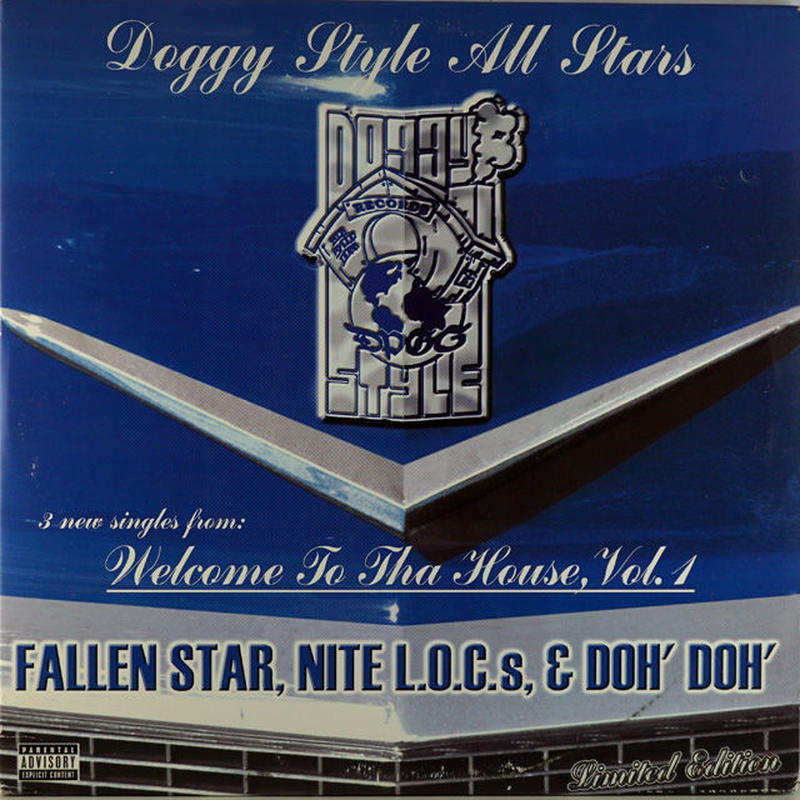 Dogg Style All Stars - Dogg Style All Stars (EP)
