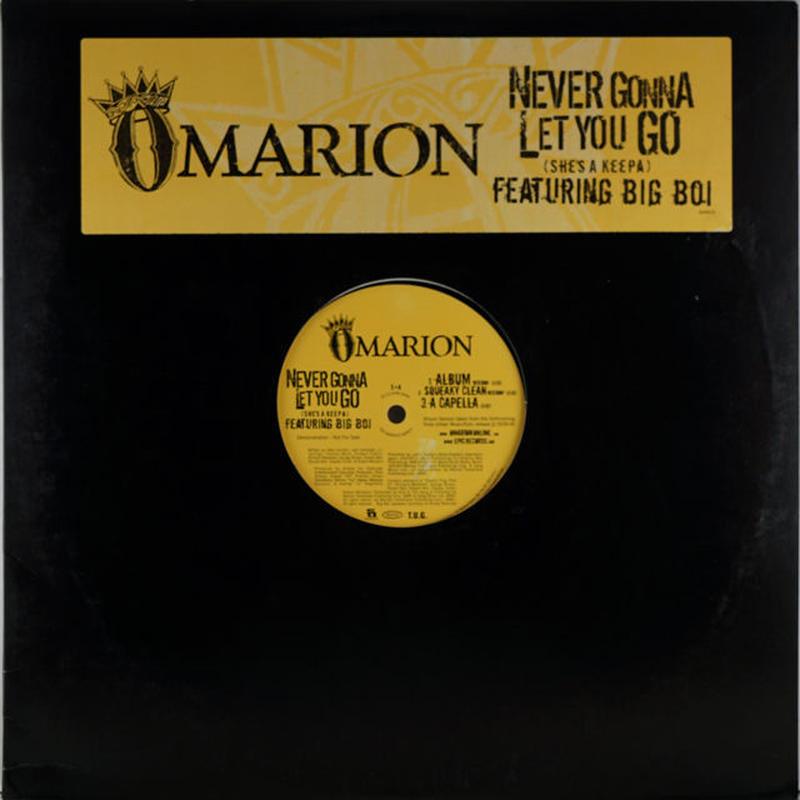 Omarion - Never Gonna Let You Go