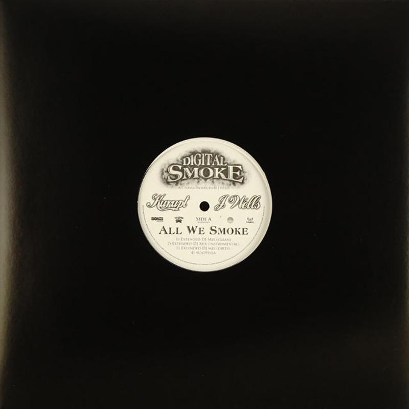 Kurupt & J. Wells // All We Smoke
