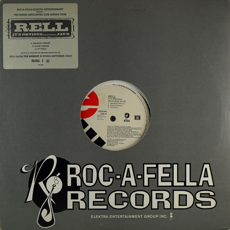 Rell - It's Obvious