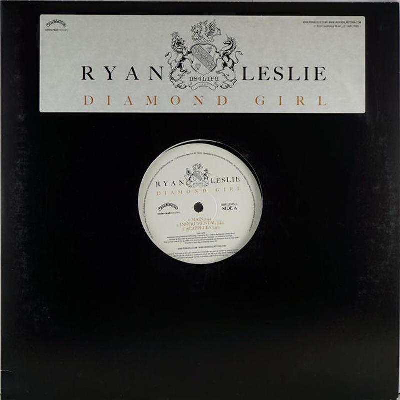 Ryan Leslie - Diamond Girl