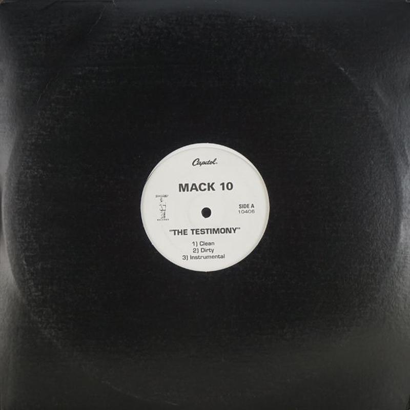 Mack 10 // The Testimony