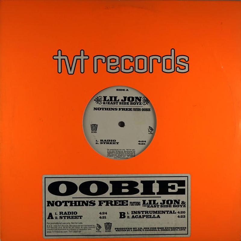 Oobie - Nothins Free