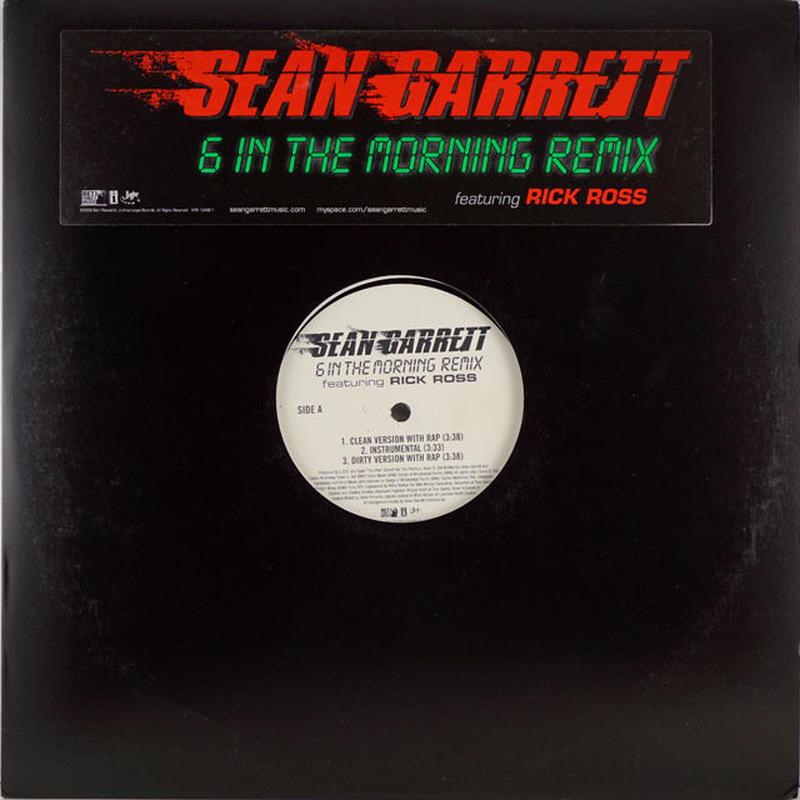 Sean Garrett - 6 In The Morning Remix