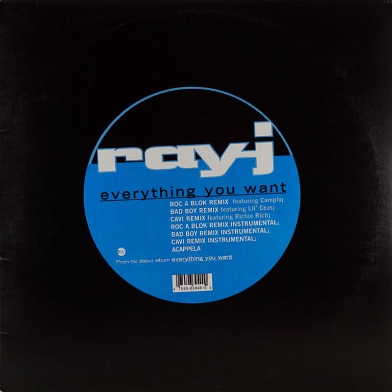 Ray-J - Everything You Want