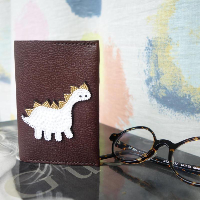 カードケース(名刺入れ) 恐竜