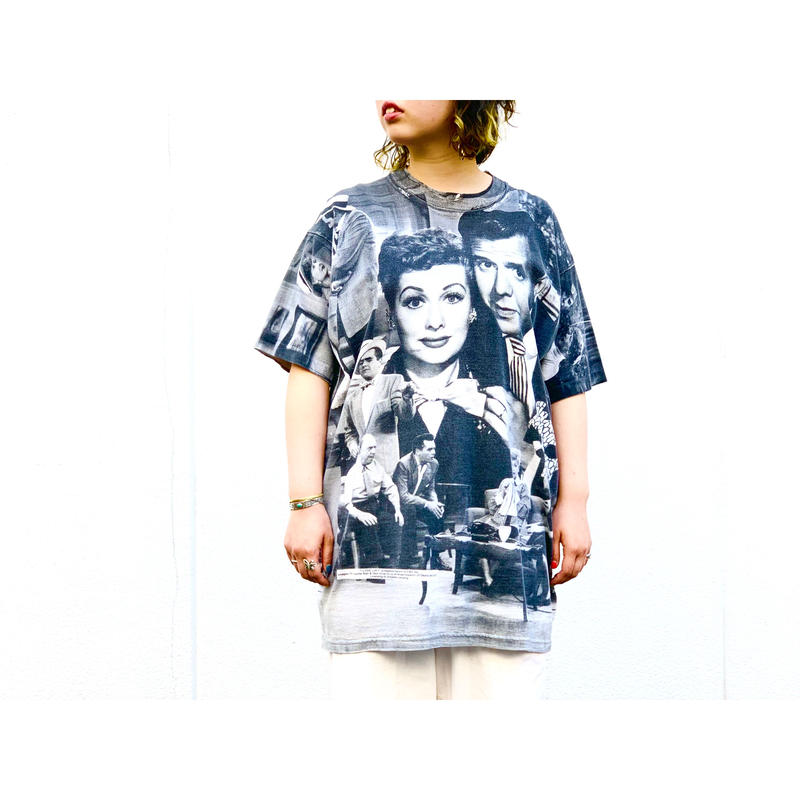 """1990's """"I Love Lucy"""" Made In USA T-Shirt"""