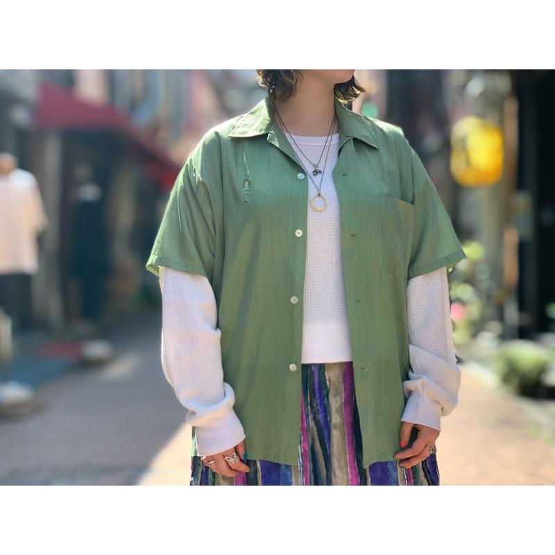 """~1970's """"Town Craft"""" Short Sleeve Shirt"""