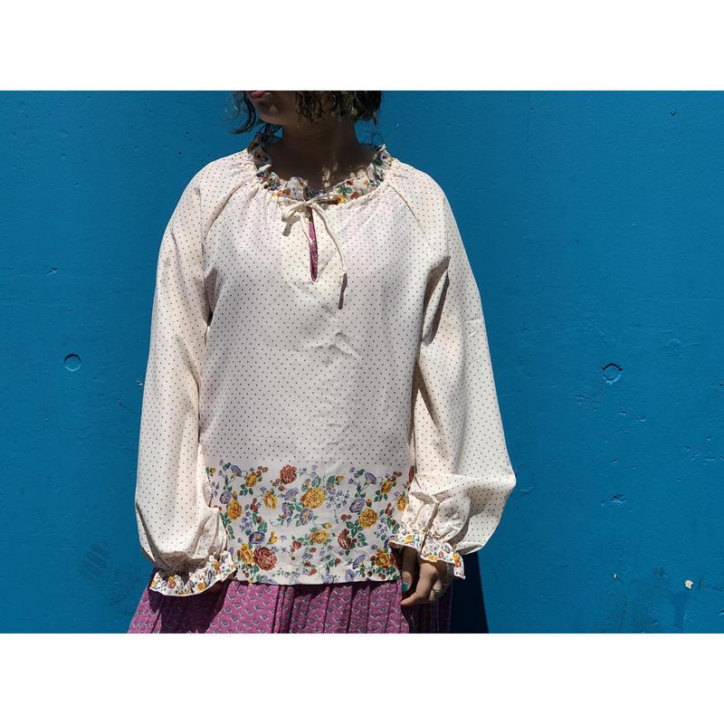 1980's Vintage blouse