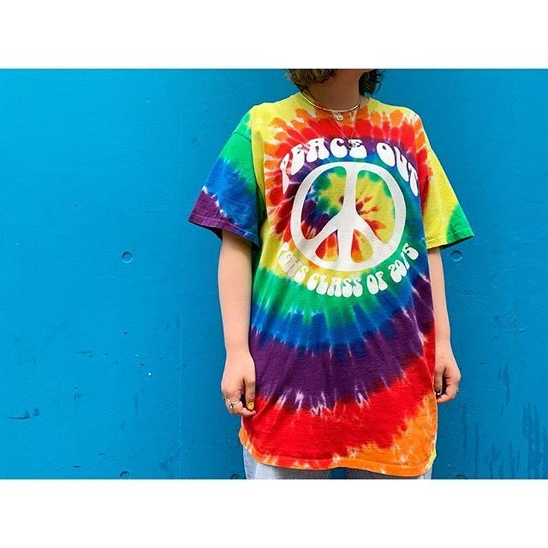 """""""Peace Out"""" S/S Shirts"""