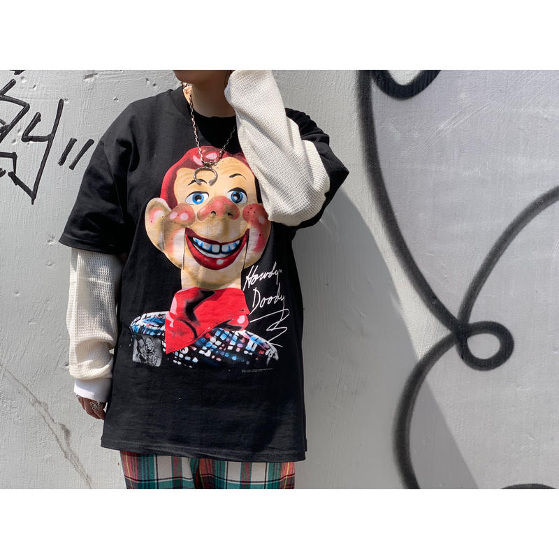 """1990's """"Howdi Doody"""" Made In USA  T-Shirts"""