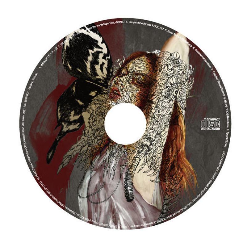 "1st ALBUM:BIG CRUNCH 001 ■BONUS TRACK:Q'hey""Tyrant"""