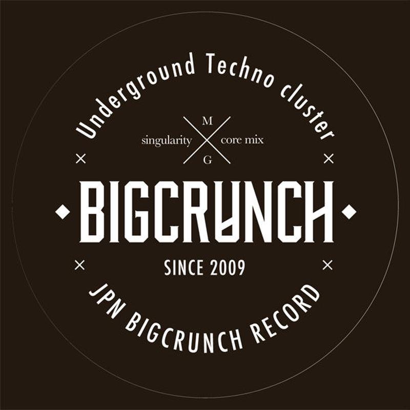 BIG CRUNCH STICKER 001
