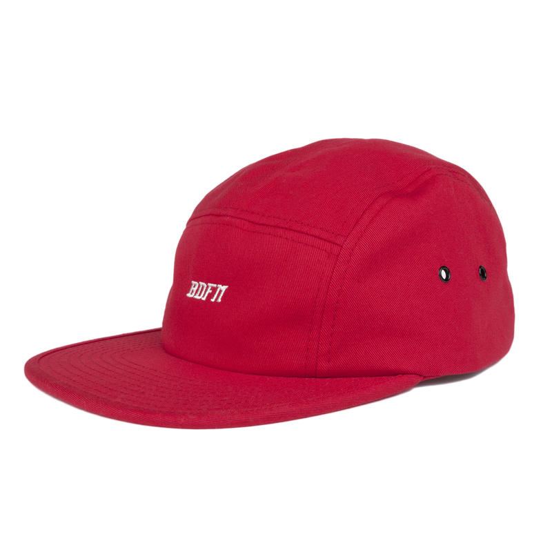 BDFM PROJECT JET CAP  RED