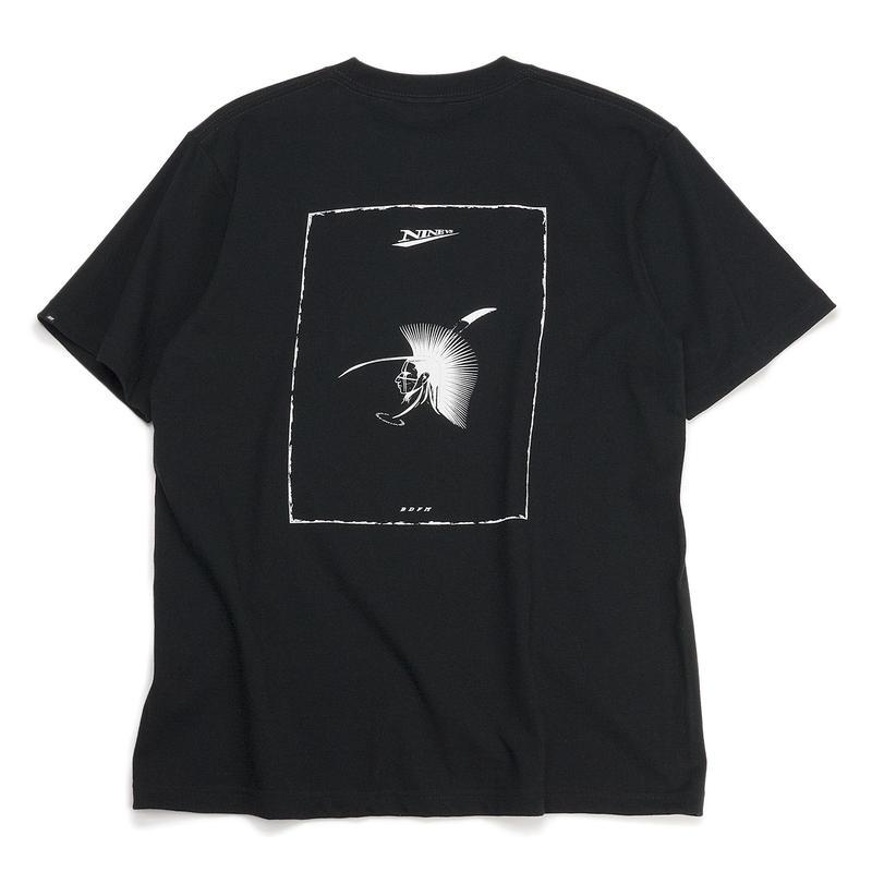 BDFM PROJECT 004 T-SHIRTS BLACK