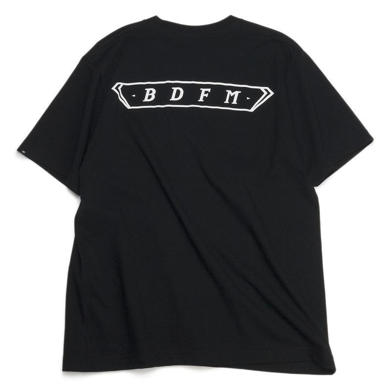 BDFM PROJECT 002 T-SHIRTS BLACK