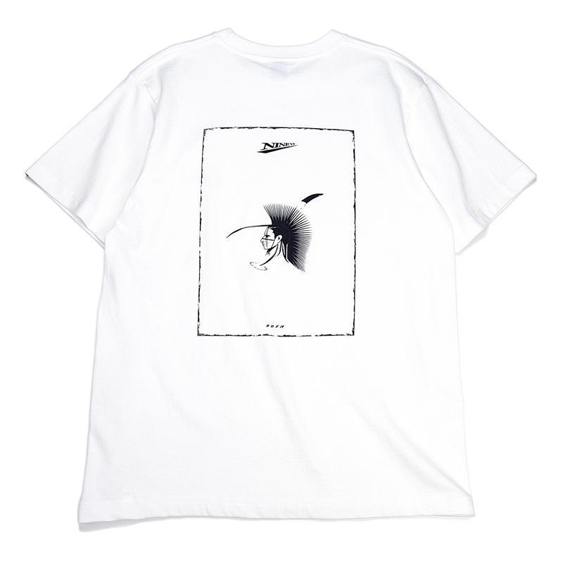BDFM PROJECT 004 T-SHIRTS WHITE