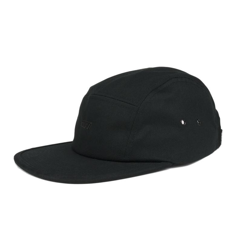BDFM PROJECT JET CAP BLACK /BLACK