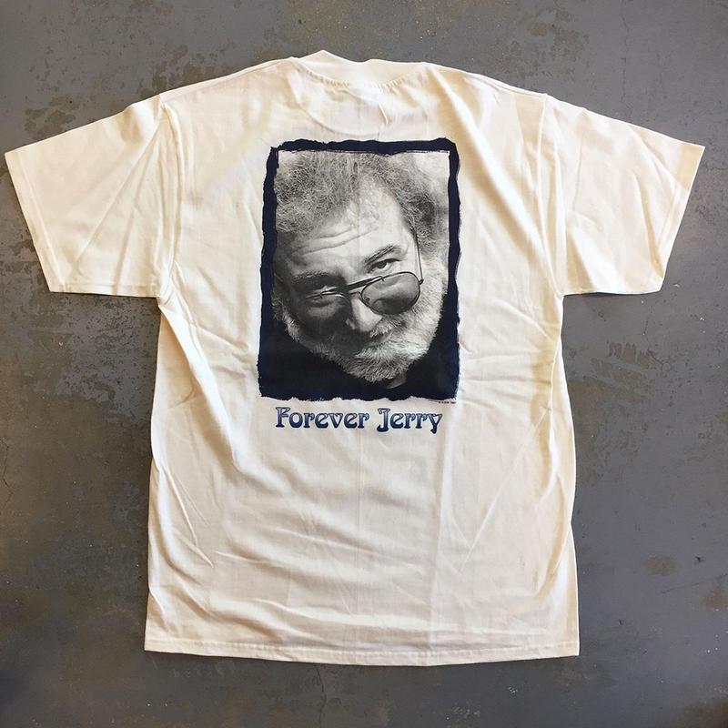 グレイトフル デッド・フォーエバー ジェリー フォーエバー デッド 1965-1995 T-シャツ