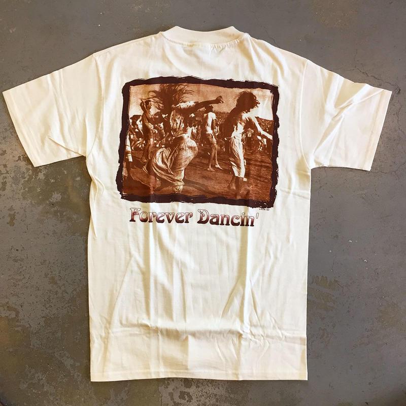 グレイトフル デッド・フォーエバー ダンシン・フォーエバー デッド 1965-1995 ヴィンテージ T-シャツ