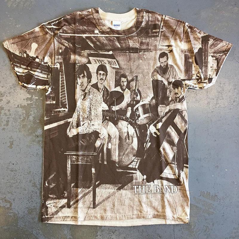 ザ バンド・プレイング ベースメント @リックダンコ ハウス ウッドストック 1969