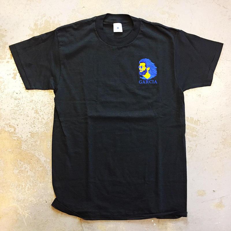 ジェリー ガルシア・ジェリーズ フェイス 1998 ヴィンテージ 刺繍 T-シャツ