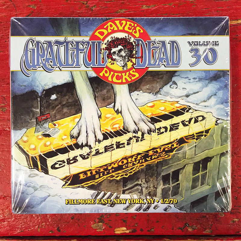 Grateful Dead - Dave's Picks Vol.30 (3CD) (新品シールド)