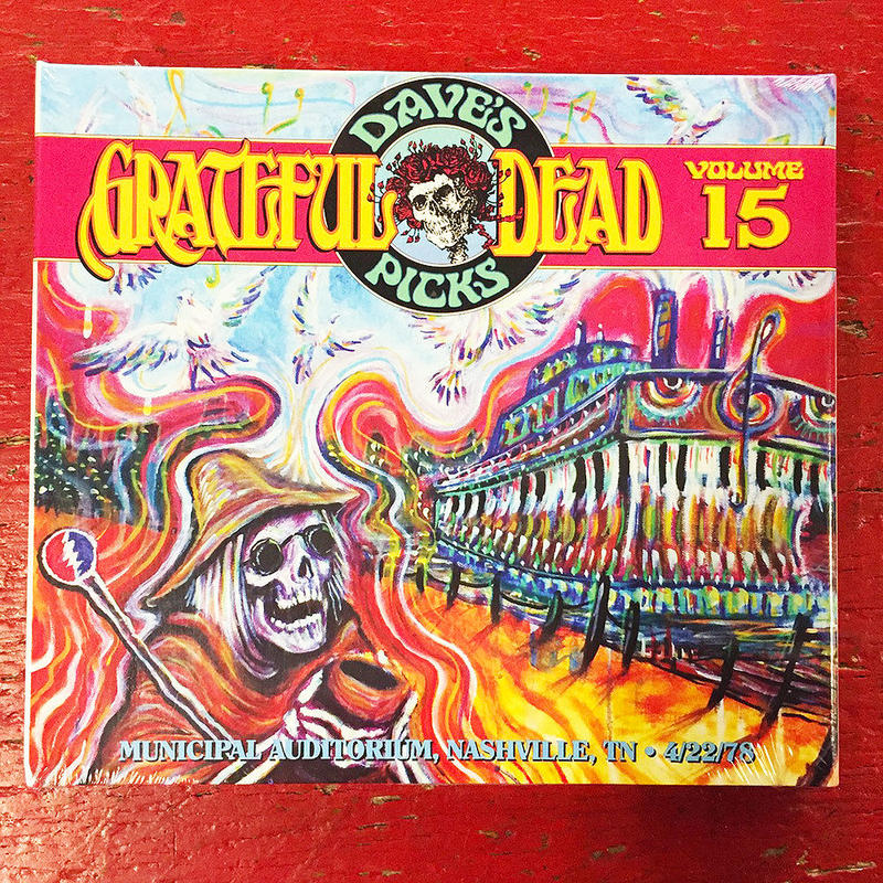Grateful Dead - Dave's Picks Vol.15 (3CD) (新品シールド)