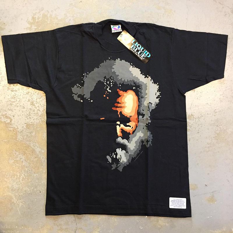 グレイトフル デッド・ジェリー ガルシア シルエット (ディア ジェリー 1995) T-シャツ