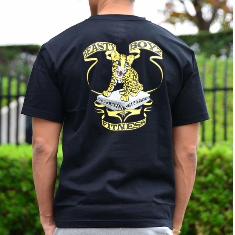 Baby PantherTシャツ カラー:ブラック  品番:5002