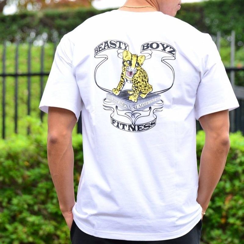Baby PantherTシャツ カラー:ホワイト  品番:5002
