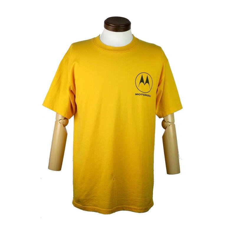ヴィンテージ MOTOROLA(モトローラ) Tシャツ