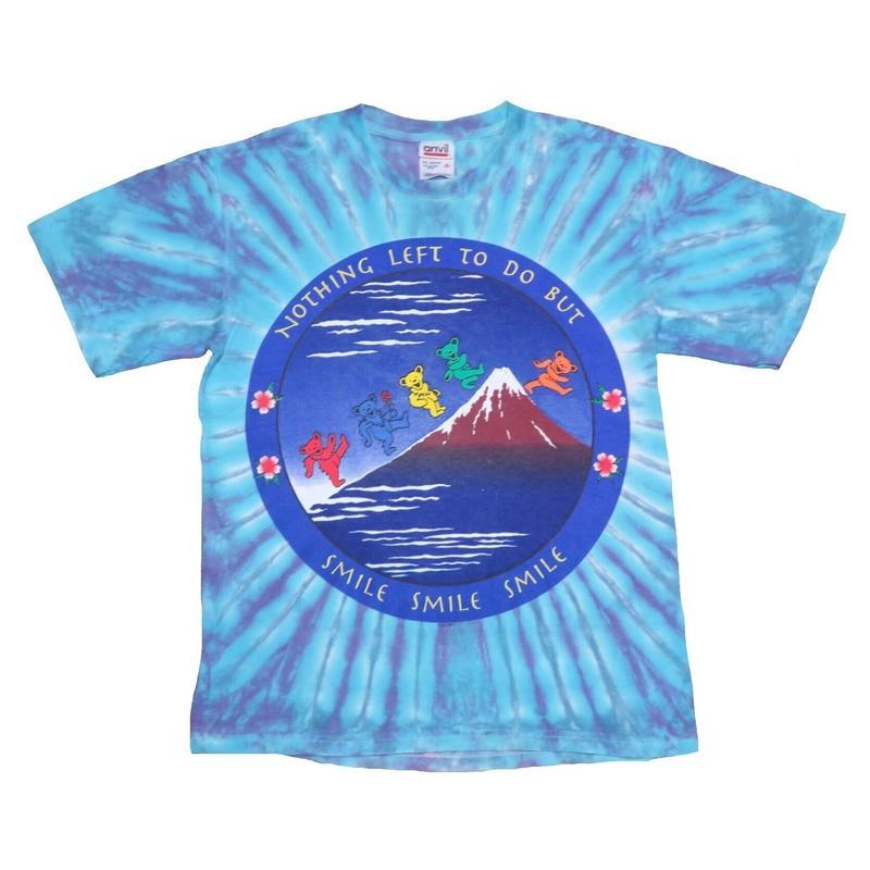 GRATEFUL DEAD(グレイトフルデッド)デッドベアTシャツ