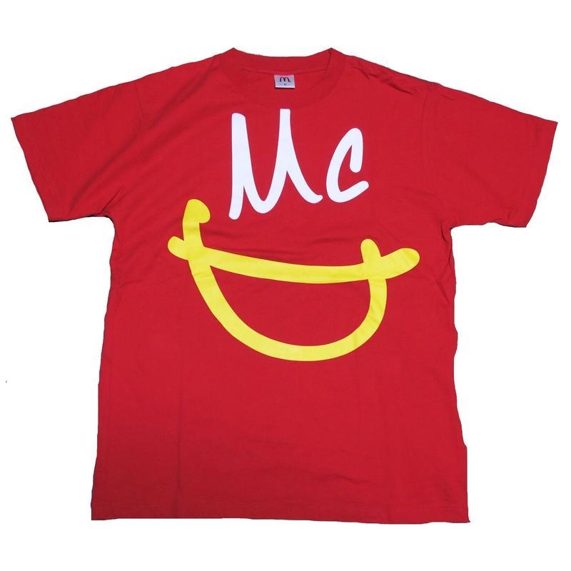 マクドナルドTシャツ