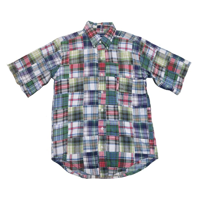 Ralph Lauren(ラルフローレン) パッチワークシャツ