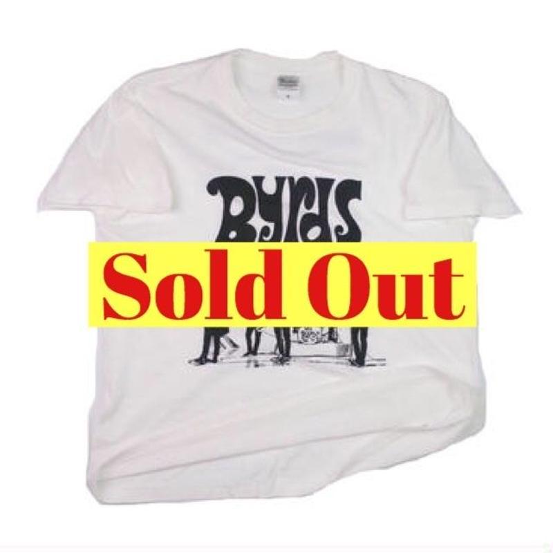 BYRDSバーズ) ロジャーマッギン ジャパンツアー2015 Tシャツ