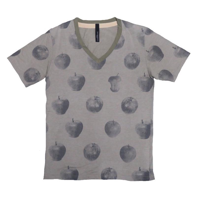 Davit MEURSAULT(ダビットモルソー) VネックTシャツ