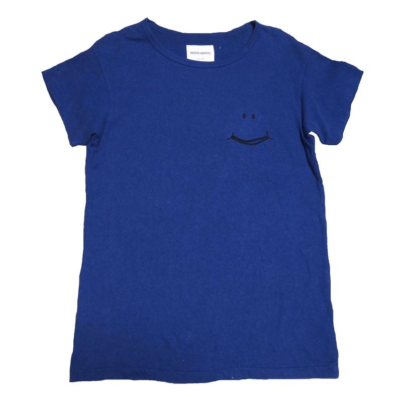 MARKAWARE(マーカウェア) スマイリーポケットTシャツ