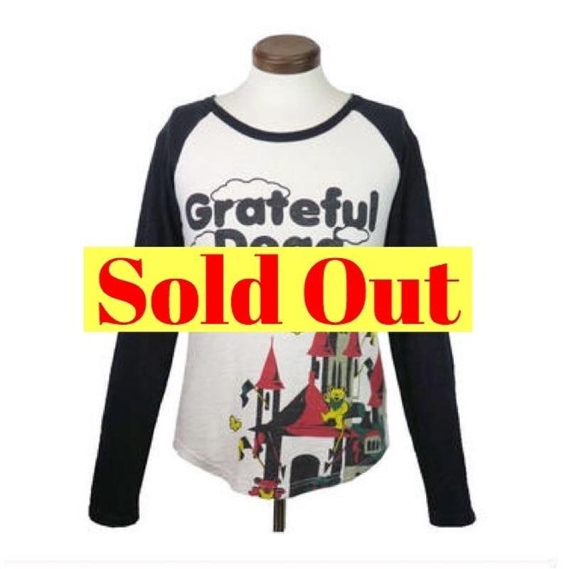 『レディース』GRATEFUL DEAD(グレイトフルデッド) デッドベア Tシャツ