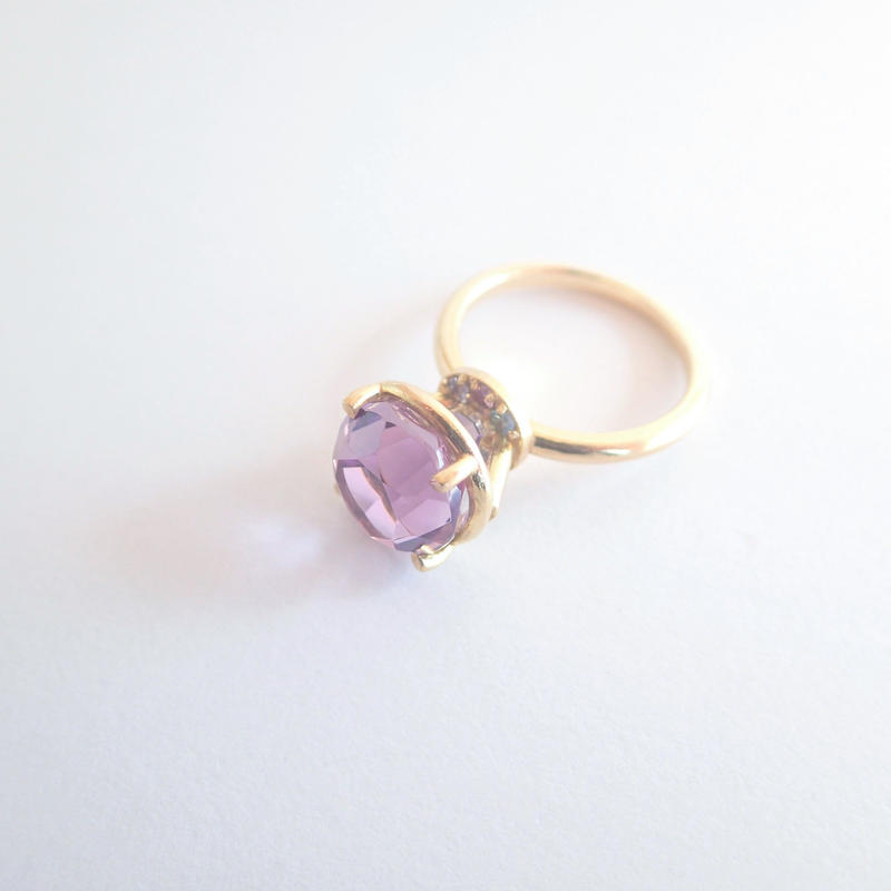 Jewel Ring (アメジスト)